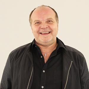 Chris Gorman OBE